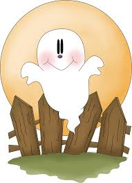 cute halloween ghost clipart free here