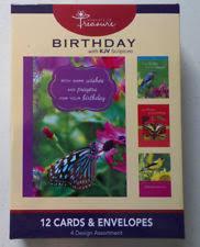 scripture birthday cards ebay