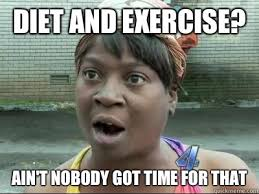 Exercising Memes - 15 of the funniest exercise memes that are so true