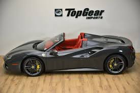 car ferrari 458 2017 ferrari 458 spider for sale 1932383 hemmings motor news