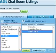Games For Chat Rooms - finding public chat rooms aol help