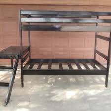 Bunk Bed With Stairs And Desk Custom Bunk Beds And Loft Beds Custommade Com