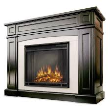 Electric Fireplace With Mantel Large Electric Fireplace With Mantel Home Fireplaces Firepits