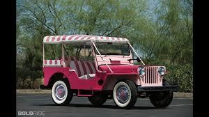 custom willys jeepster jeep willys surrey