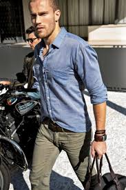 green and olive pants style for men famous