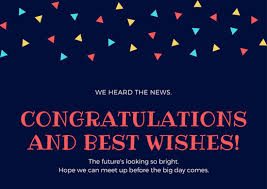 congratulation poster customize 201 congratulations card templates online canva