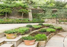Sloping Backyard Ideas Nice Tiered Garden Best 25 Tiered Landscape Ideas On Pinterest