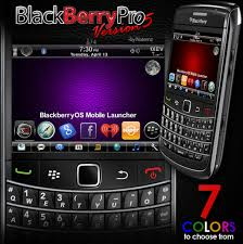 themes mobile black berry free blackberrypro v5 theme for the 9500 9600 9700 berryreview