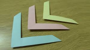 How Do You Make A Paper Boomerang - how to make a paper boomerang that comes back to you