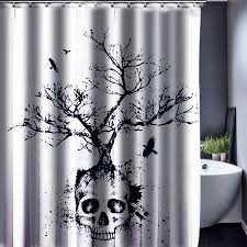 ralph lauren fabric shower curtains gray floor transparent plastic