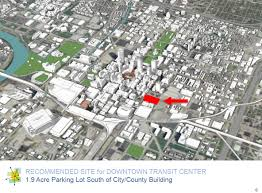 Map Of Downtown Indianapolis Downtown Transit Center Design Open For Bidding Urban Indy