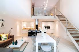 kitchen living dining 2 exquisite house in london with double
