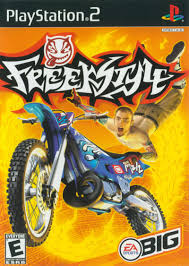 freestyle motocross games freekstyle for gamecube 2002 mobygames