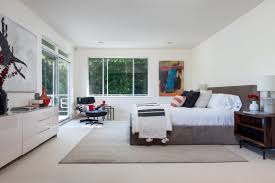 jared leto sells cahuenga pass hideaway for 2 05m curbed la the residence s holds two master bedrooms including one upstairs that appears to have a balcony overlooking the back yard and pool
