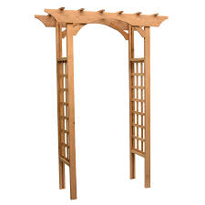 wedding arbor kits shop garden arbors at lowes