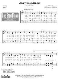 carols hymns single page archives holy sheet