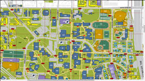 Unlv Campus Map Behind The Scenes Tour Of Cutting Best Gatech Map Jpg
