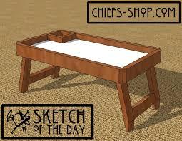 breakfast in bed tray chief u0027s shop