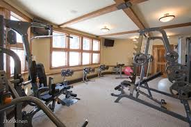 home gym design consultant decorin