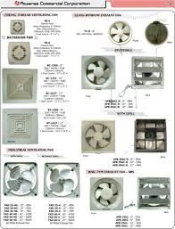 Commercial Exhaust Fans For Bathrooms Ventilating Exhaust Fans Bathroom Fan Industrial Fan Philippines
