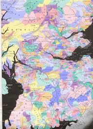 Map Of Scotland And England Clan Map Of Scotland Scotland Pinterest Scotland Outlander