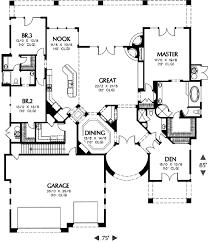 Floor Plans With Bonus Room Second Floor Bonus Room 16371md Architectural Designs House