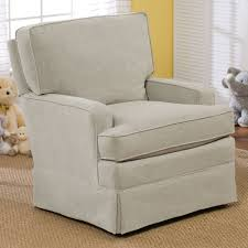 swivel glider chairs living room best chairs charlotte upholstered swivel glider stone babies