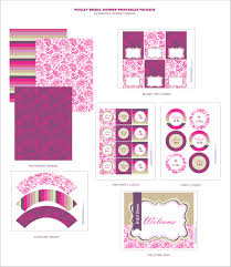 free bridal shower printables from wanessa carolina creations