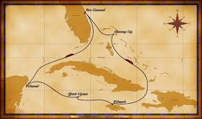 Grand Cayman Map Grand Cayman U2022 The Disney Cruise Line Blog