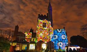 festival of light birmingham 10 of the best christmas light festivals in the uk travel the