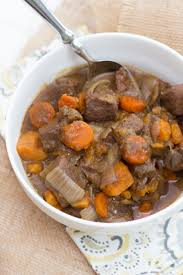 sweet potato beef stew back to her roots