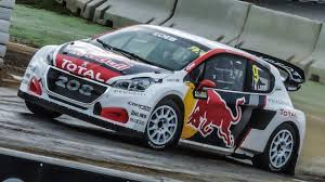 peugeot supercar sébastien loeb peugeot 208 wrx 2017 supercar pure sound on