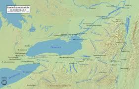 St Lawrence River Map Haudenosaunee Country In Mohawk U2013 The Decolonial Atlas