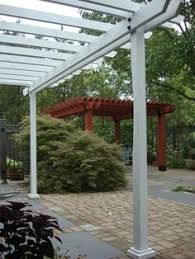 Building Your Own Pergola by Ozco Building Products Decorative Hardware Anchors Fence