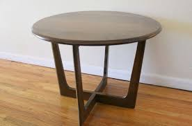 Mid Century Modern Round Coffee Table Stylish Concept Laudable Enthrall Joss Beautiful Laudable Enthrall