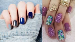 how to do nail art flowers step by step compilation 2017 youtube