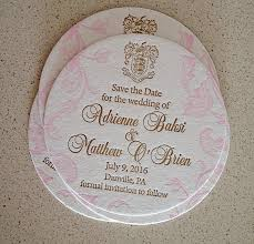 save the date coasters call for weddings 2016 622 press letterpress goods made by