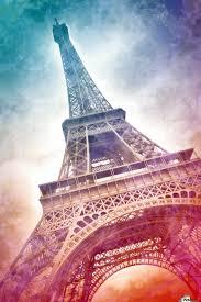 Eiffel Towers For Decoration Modern Art Eiffel Tower Melanie Viola Canvas