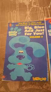 63 best blue u0027s clues vhs images on pinterest blues clues blue