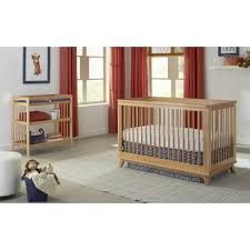 crib changing table combo modern contemporary crib changing table combo allmodern