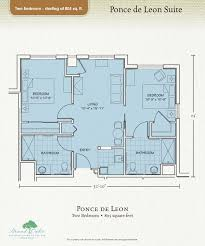 bathroom floor plans 5 x 10 grand oaks assisted living facilities u2013 floor plans page a
