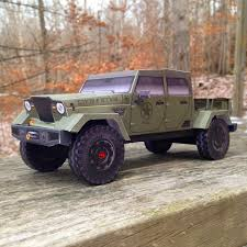 jeep chief concept jeep crew chief 715 concept papercruiser com