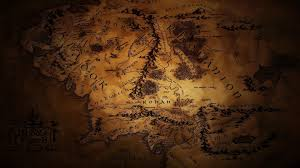 wallpaper middle earth the lord of rings maps middle earth wallpaper 25551