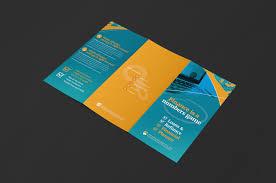 efinance brochure template pack brandpacks