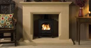 stunning cream limestone fireplace mantels and classic black small