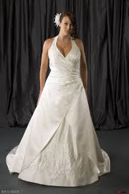 17 Best Images About Wedding Plus Size Wedding Dresses Halter Top Wedding Dresses