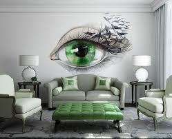wandgestaltung mit farbe wandgestaltung fürs wohnzimmer 36 kreative und ideenreiche