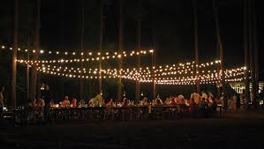 how to string cafe lights string lights cafe lighting bistro goodwin events