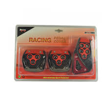 racing pedal cover set vehicle accessories for sale in sri lanka