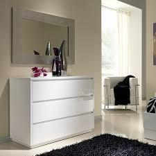 chambre adulte design blanc commode chambre adulte home design nouveau et amélioré